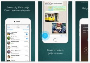 whatsapp downloaden en installeren op een oude iPhone
